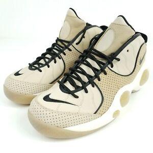Details about NIKE NikeLab Zoom Flight 95 Jason Kidd Mens 10.5 Shoes Mushroom Tan 941943 001
