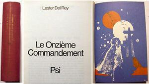 OPTA-CLA-LESTER-DEL-REY-11EME-COMMANDEMENT-PSI-1975