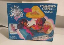 Kenner My Magic Genies Enchanted Carpet Spinning Canopy 1995 Christmas Present