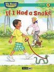 If I Had a Snake ( We Read Phonics - Level 4 (Hardcover)) by Leslie McGuire (Hardback, 2010)
