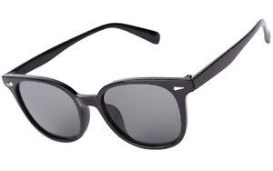 Full Rim Womens Mens Black Frame Classic Retro Sunglasses Driving Glasses UV400