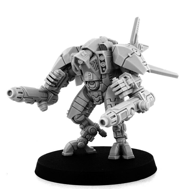 1x Greater Good Plasma Battlesuit - Wargame Exclusive [Can be used as Tau]