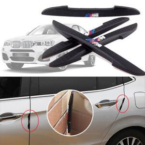 For BMW X4 Car Side Door Edge Guard Bumper Trim Protector 4pcs PVC Sticker