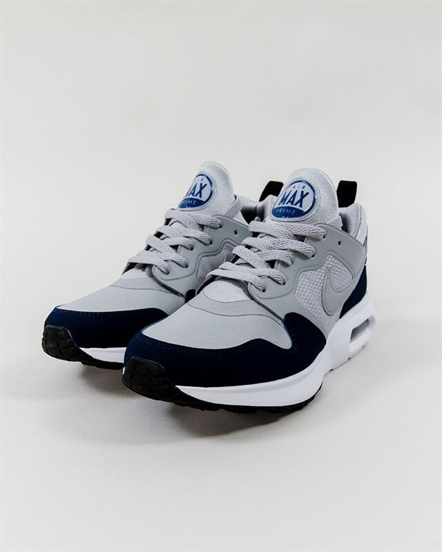 Men's Nike Air Max Prime SL Wolf Grey/Navy Sizes 8-12 New In Box 876069-003