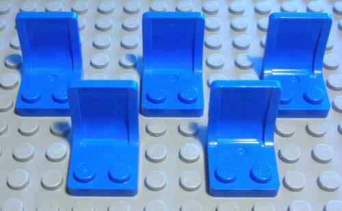 LEGO train-voiture-camion siège bleu 5 pièce 482