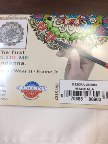 Details about  /Color Me Bandana Mandela Color Wear