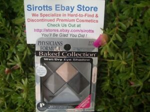 a4556cc8b2a48 Details about PHYSICIANS FORMULA BAKED WET DRY EYE SHADOW TRIO NO  APPLICATOR 2751 BAKED SMORES