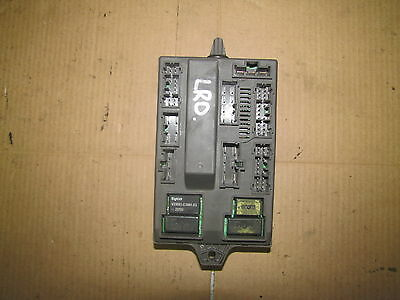 1998-2004 Land Rover Discovery SE7 RELAY FUSE PANEL   eBay