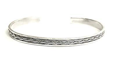 b0e66f30bdc TreasureBay FAB Womens Girls 925 Sterling Silver Bracelet OODXX OLX | eBay