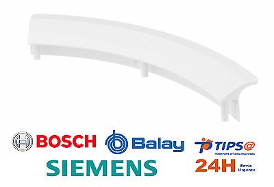 497522 Tirador original de puerta secadora para Bosch Siemens