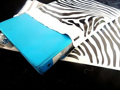 15 12x15.5 ZEBRA POLY MAILERS ENVELOPES SHIPPING PLASTIC MAILING BAGS 12''x15''