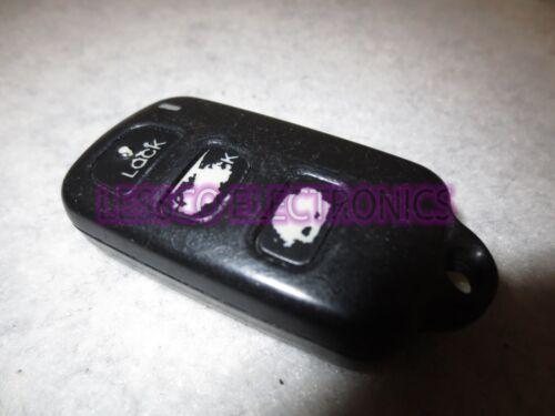 Worn Toyota Checkmate Commander ELVAT1B 3 Button Transmitter Remote Fob 3.2
