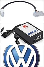 GROM-BT3-VAG-D BlueTooth Stream Car Stereo Adapter Kit for select VW OEM Radios