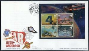 Great-Britain-2011-Gerry-Anderson-sheet-on-fdc-2014-11-30-08