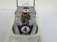 1971 Porsche 908/3 Nürburgring # 4 Martini Marko/van Lennep  1:18 Autoart