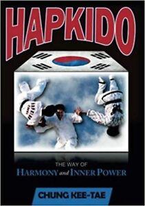 Elementary Hapkido Korean Karate Martial Arts Book Joon Gee