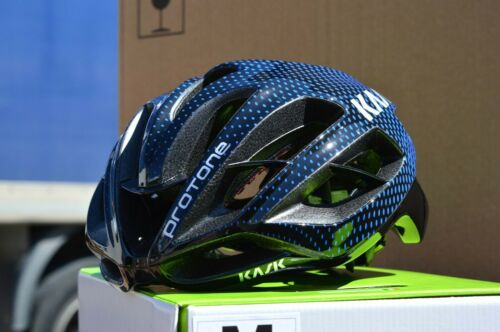 kask protone dotted blue size M