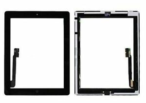 Black-Glass-Touch-Screen-Digitizer-W-Home-Button-Assembly-for-iPad-3-4-4th-Gen