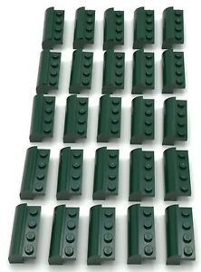 LEGO 25 NEW BLACK SLOPE 33 3 X 4 SLOPED PIECES PARTS