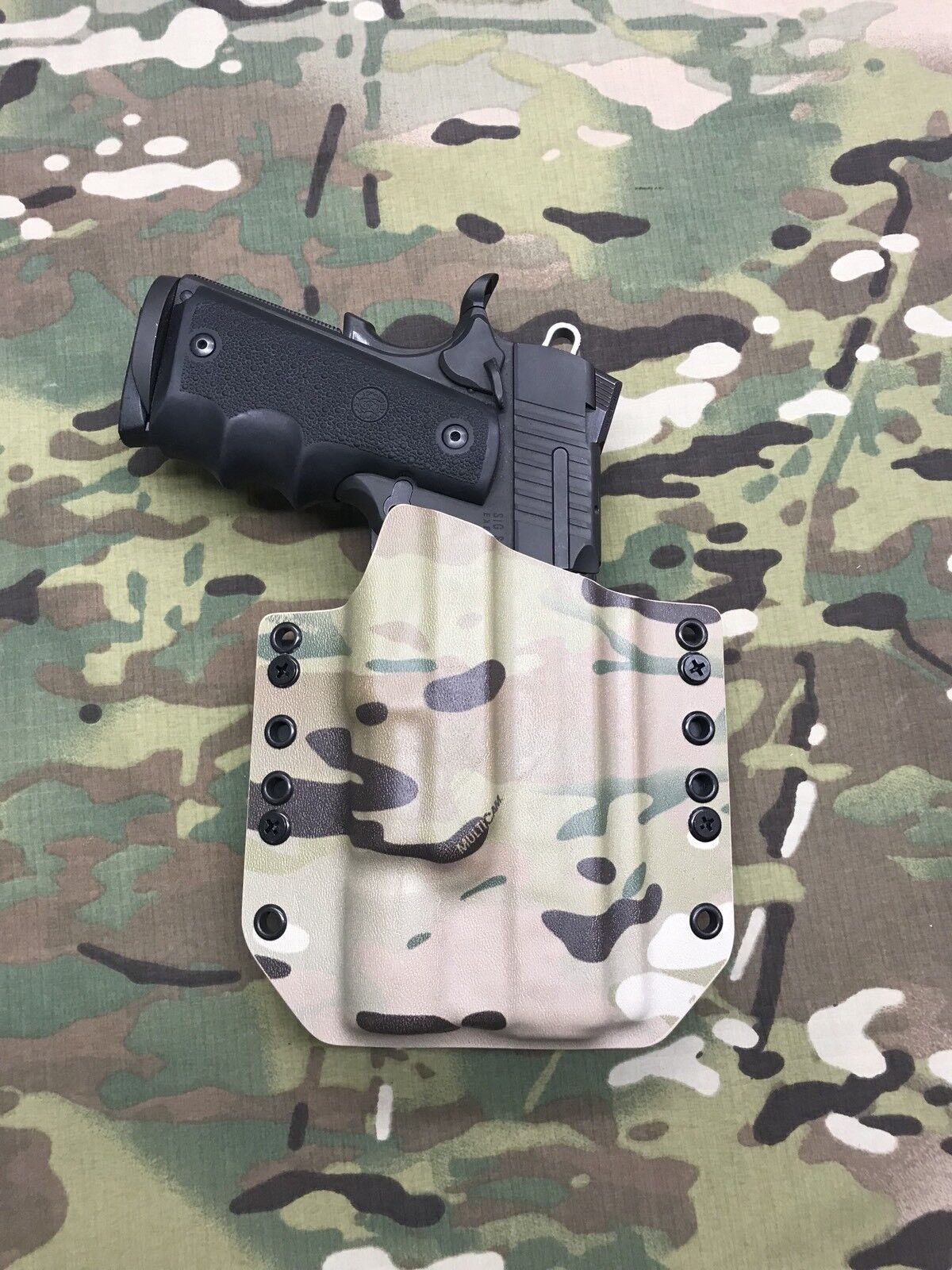 Multicam Kydex Holster for Standard 5
