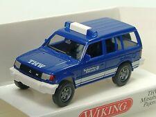 Wiking Mitsubishi Pajero THW - 0693 18 - 1/87