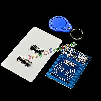 RFID-RC522 Kit Raspberry Pi & Arduino Kartenleser Modul Reader Writer