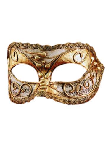 "Colombina /""Vivian Music/"" Venezianische Maske Maskenball"
