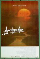 Apocalypse Now•Advance•1979 Original U.S. One Sheet Movie Poster NM Flat