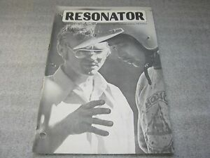 RESONATOR FEBRUARY 1975 RETIREMENT DINNER FOR E.C. MILEY WHEN IS A RAT NOT A RAT