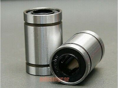 100 Pcs 20 mm LME20UU Motion Liner Ball Bush Bushing Ball Bearing LME Series CNC