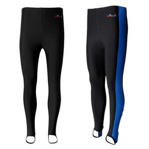 858a4427c Anti-UV Scuba Diving Long Pants Swimming Wetsuit Leggings for Mens ...