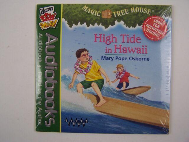 Magic Tree House Book 28 High Tide In Hawaii Ebay
