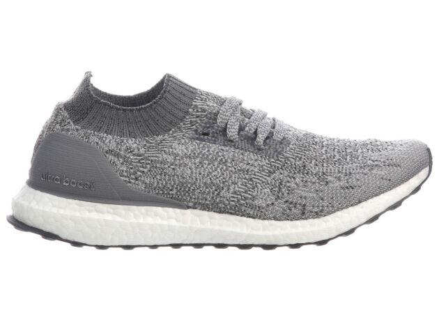 best cheap 23a23 54806 Adidas Ultra Boost Uncaged Mens DA9159 Grey Primeknit Running Shoes Size 10