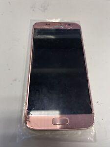 Smartphone Samsung Galaxy S7 SM-G930F - 32 Go - Or Rose