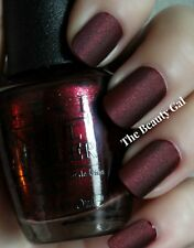 Opi WICKED® Matte~Let Your Love Shine, Starlight 2015 Holiday Nail Polish TC Lot