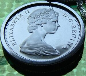 1967-Lucky-Rabbit-Nickel-Coin-Bezel-Pendant-on-28-034-925-Sterling-Silver-Chain