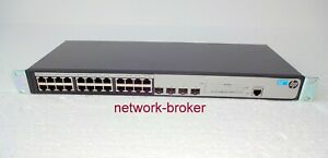 HP HPE JG924A OfficeConnect Switch 1920 24G 24x 10/100 ...