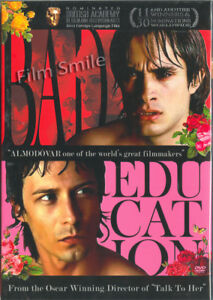 Details about Bad Education Spanish Gay Movie Sub Eng