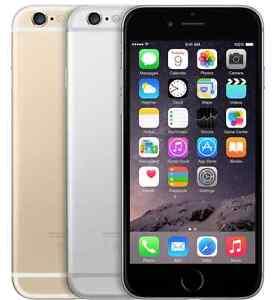 Apple iPhone 6 16GB, 32GB, 64GB, 128GB  Spacegrau, Silber, Gold - NEU!