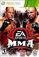 EA Sports MMA (Microsoft Xbox 360, 2010)