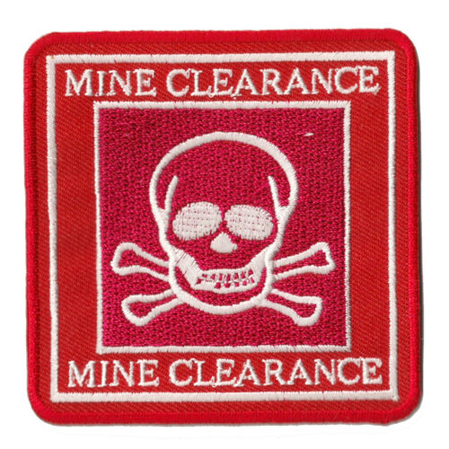 Patched Patch Minesweeper Mine Clearance Patch Security Hotfix Thermoadhesive