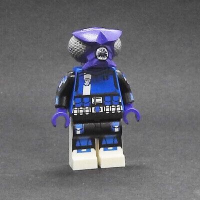 Mandalorian Police Captain star wars clone minifigures on lego bricks Custom