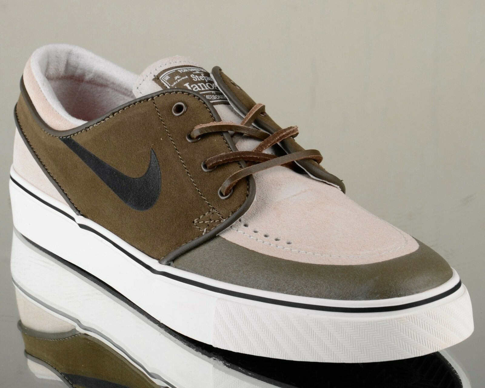 Nike Zoom Stefan Janoski Premium SE low Uomo lifestyle SB scarpe da ginnastica 631298-201