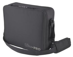 Ultra-Pro-Deluxe-Gaming-Case-with-BlackTrim-Portable-Gaming-Case-New