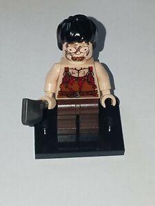 Leatherface Lego