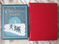 A Christmas Carol Charles Dickens FOLIO SOCIETY 2003 HB  illus Michael Foreman