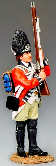 KING & COUNTRY BRITISH REVOLUTIONARY BR078 BR078 BR078 ROYAL WELCH FUSILIER MAKING READY MIB 74b15e