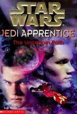 Star Wars Jedi Apprentice: The Uncertain Path Bk. 6 by Jude Watson (2000, Paperback)
