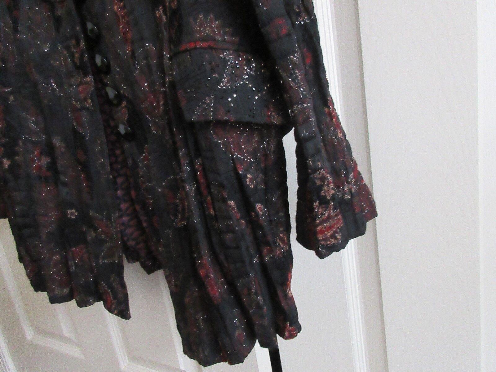 Ladies , Custom Designed , Unique , Black Sequin , Jack