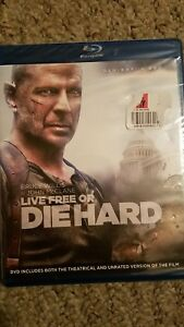 Die Hard Collection: Unrated Cut BLU RAY UNBOXING and Review